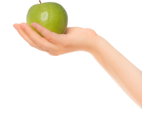 hand_holding_apple