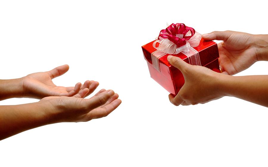 J (Giving)