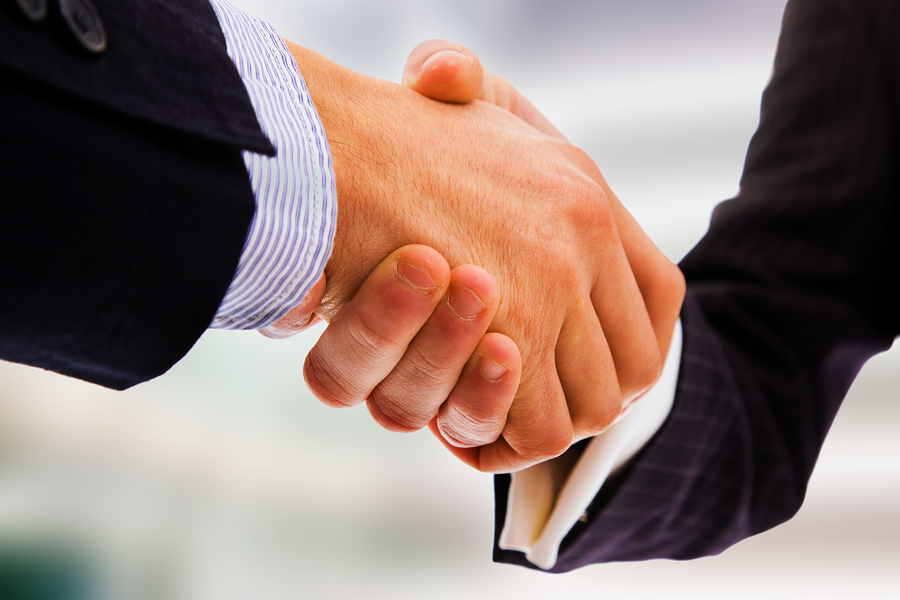 Initiating Contact at Networking Events