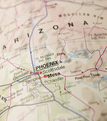 Greater Phoenix, Arizona